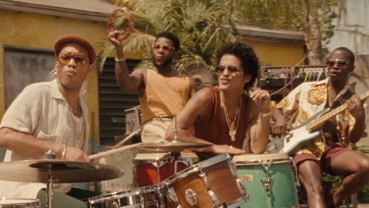 Bruno Mars, Anderson .Paak, Silk Sonic – Skate [Official Music Video]
