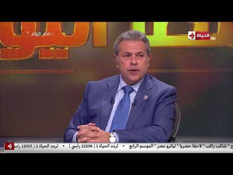 """مصر اليوم - توفيق عكاشة بيحكي عن اللي عمله لـ""""عز المخرج"""" في الفاصل"""