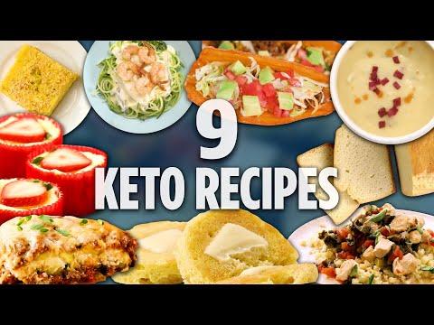 9 Keto Recipes | Keto Snack, Dinner, and Dessert Recipes | Allrecipes.com