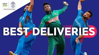 UberEats Best Deliveries of the Day | Bangladesh v Afghanistan | ICC Cricket World Cup 2019