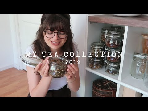 My Tea Collection | 2019