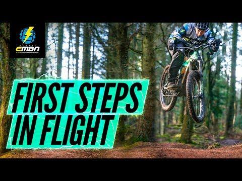 Getting Started On Jumps | E Bike Skills