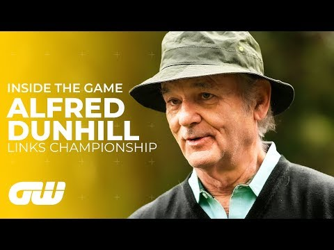 Behind the Scenes at the Alfred Dunhill Links Championship | Golfing World