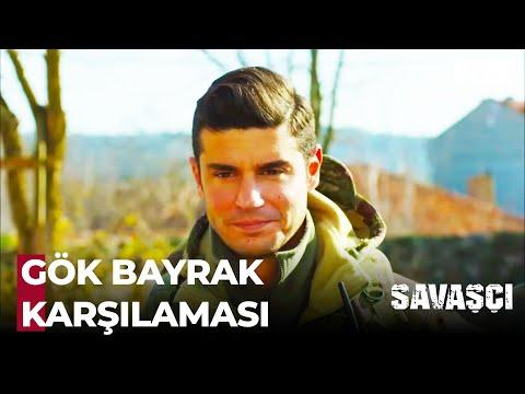Azeri Dede, Kılıç Timini Gök Bayrakla Karşıladı - Savaşçı 23. Bölüm