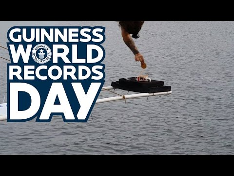 Highest Bungee Dunk World Record - Experience Days