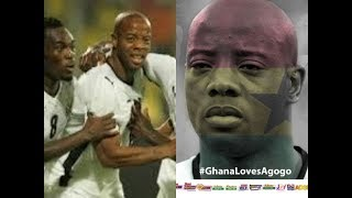 (BREAKING) JNR Agogo revealed how his national team colleagues treated him before he passed away