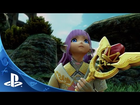 STAR OCEAN: Integrity and Faithlessness Story Trailer  | PS4 - UC-2Y8dQb0S6DtpxNgAKoJKA