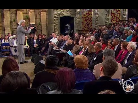 The Three Realms of The Prophetic - Part 1 - a special sermon from  Benny Hinn