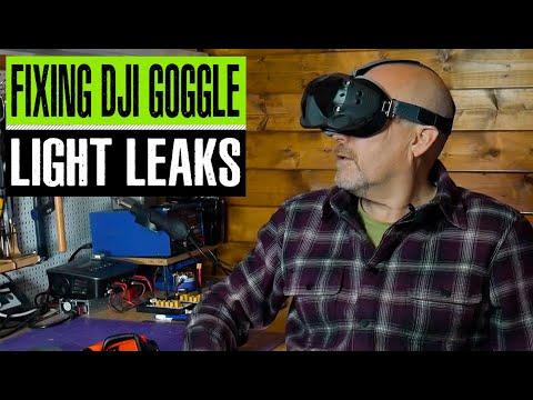 DJI FPV Digital Goggles - fixing the light leak problems - UCmU_BEmr7Nq_H_l9XxUglGw