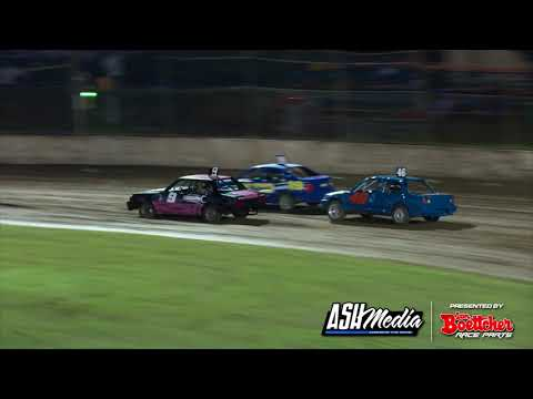 RSA 4 Cylinders: A-Main - Lismore Speedway - 24.04.2021 - dirt track racing video image