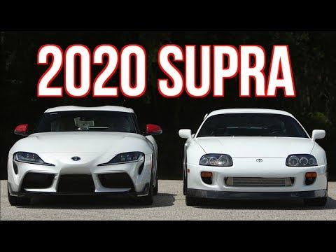 2020 Toyota Supra Dyno and Performance Test - Real Street Jay Takes Delivery!