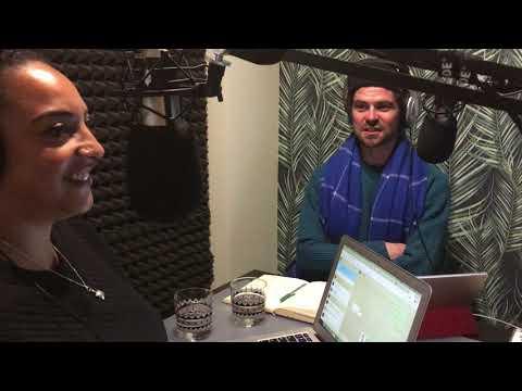 Matt & Maxine premiere their weekly 17:00 Tuesday radio show photo