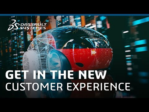 Get In the New Vehicle Experience that Delivers Life-Long Customers - Dassault Systèmes