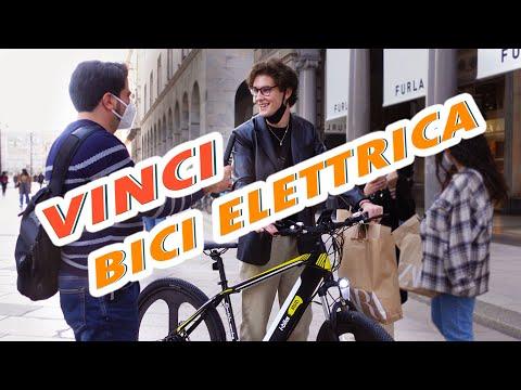 Bici Elettrica GRATIS? Ecco come!