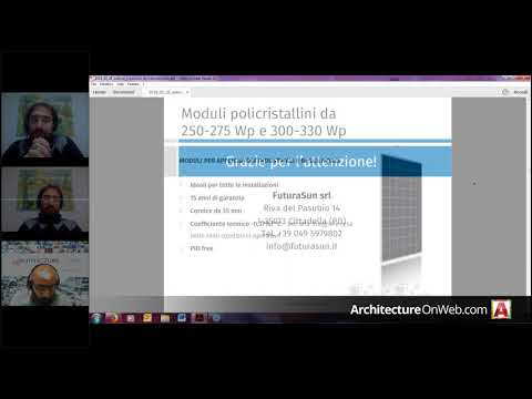 FormazioneOnWEB.it - Progettare con il Fotovoltaico. Nuove certificazioni IEC e moduli FV - 28.02.18