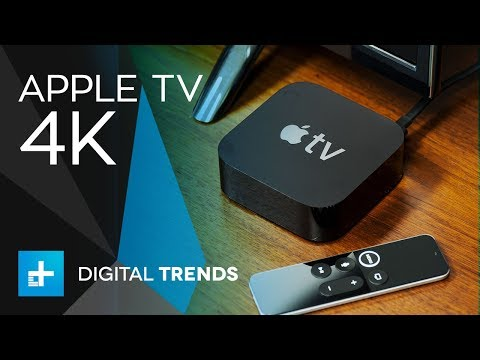 Apple TV 4K - Hands On Review - UC8wXC0ZCfGt3HaVLy_fdTQw