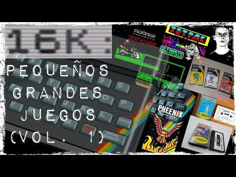 16k: Pequeños grandes juegos (vol 1)