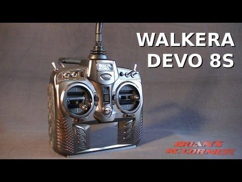 Walkera DEVO 8S Transmitter with Deviation Firmware - Multiple 2.4GHz Protocols! - UCqFj04rRJs6TJIwsVvCQK6A