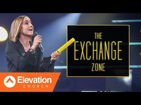 Don't drop it  Gamechanger  Christine Caine