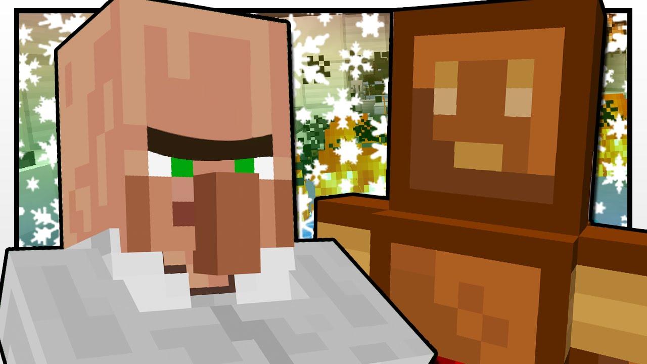 Minecraft | TRAYAURUS' CHRISTMAS COUNTDOWN #4!! | Custom Mod