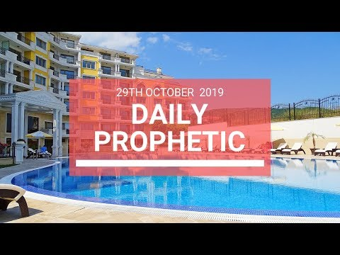 Daily Prophetic 29 October 2019 Word 6
