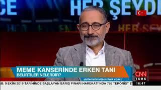 Prof. Dr. Metin Çakmakçı - Meme kanseri nedir? - CNN Türk