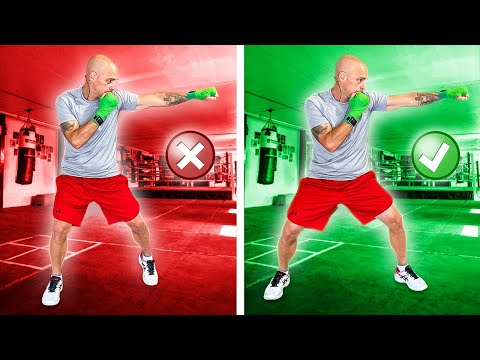 Don't Pivot to Turn Your Hips on the Jab | This is what you SHOULD do!