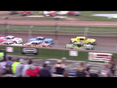 7/31/21 Street Stock Feature Beaver Dam Raceway - dirt track racing video image