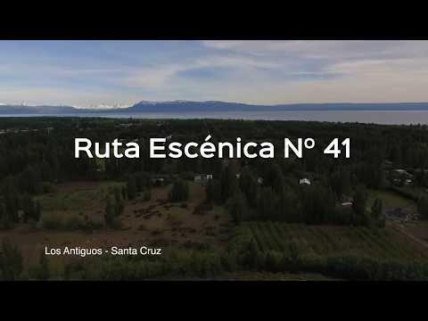 Recorré nuestra Ruta Escénica N°41 para conocer la Patagonia Infinita - #SantaCruzTeEspera