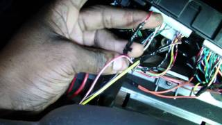 2007-2012 nissan altima relay under the hood wiring 1 auto start - youtube
