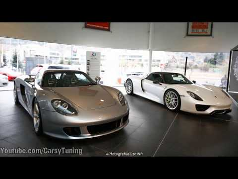 70 Years of Porsche - 918 Spyder, 959 S, Carrera GT, 993 Turbo S and more!