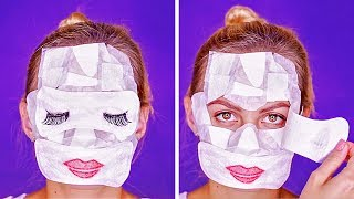 BEAUTY HACKS THAT'LL SAVE YOU FROM AWKWARD SITUATIONS