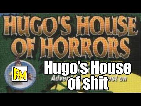 Retromierdas #102: Hugo's House of Horrors