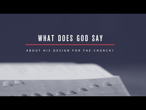 12 Traits: Embracing Gods Design for the Church
