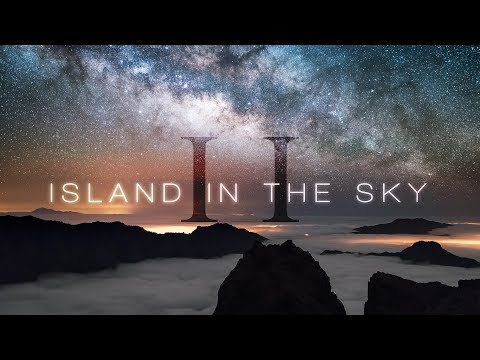 ISLAND IN THE SKY II | 8K60