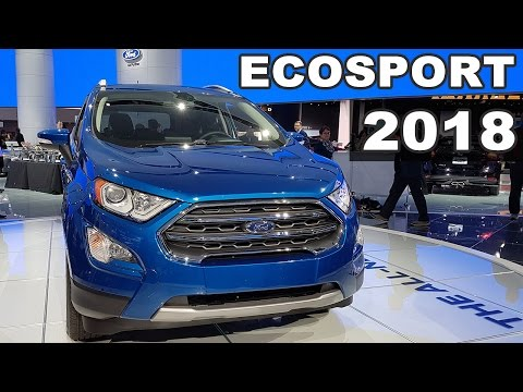 Novo Ford EcoSport 2018 em Detalhes - default