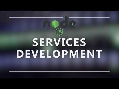 Node.js Services Development Training Course from The Linux Foundation and OpenJS Foundation