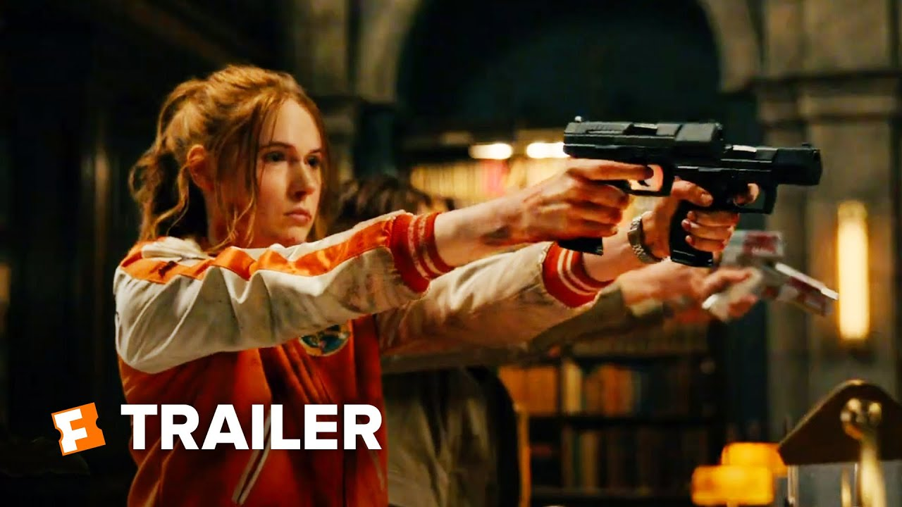 Gunpowder Milkshake Trailer #1 (2021)   Movieclips Trailers