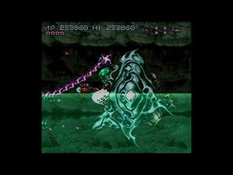 Axelay (FastROM mod 1.0) (SNES) - ¡Completo y comentado! Análisis 1cc