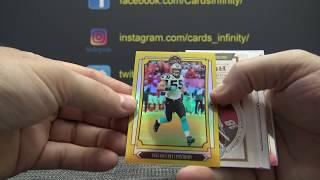 Konge's 2019 Legacy & 2011 Panini Crown Royale NFL Football 2 Box Break