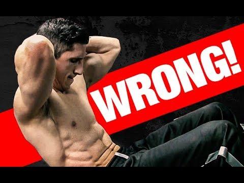 Top 5 WORST Ab Exercise Mistakes! - UCe0TLA0EsQbE-MjuHXevj2A