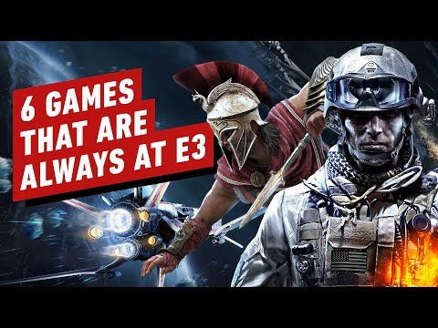 6 Games That Are ALWAYS at E3 - UCKy1dAqELo0zrOtPkf0eTMw