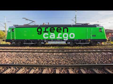 Green Cargos Års- & Hållbarhetsredovisning 2020