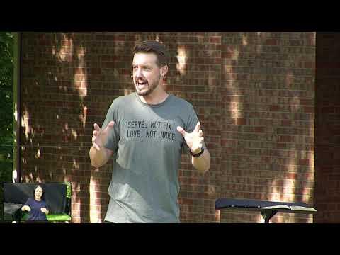 Sermon - 08/02/2020 - Pastor Ben Anderson - Christ Church Nashville