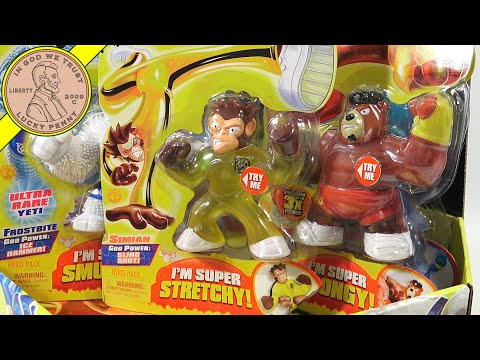 Parents Guide To Moose Toys Goo Jit Zu Action Figures