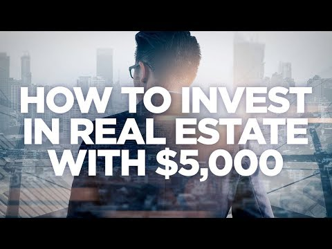 How to Invest in Real Estate with $5000 - Real Estate Investing with Grant Cardone photo