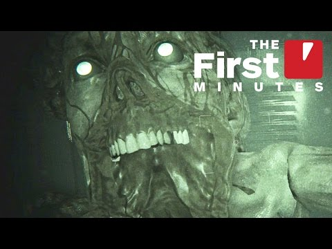 The First 14 Minutes of Outlast 2 (1080p 60fps)