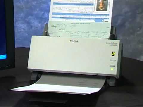 Mixed Document Feeding demo - KODAK SCANMATE i1120 Scanner Preview