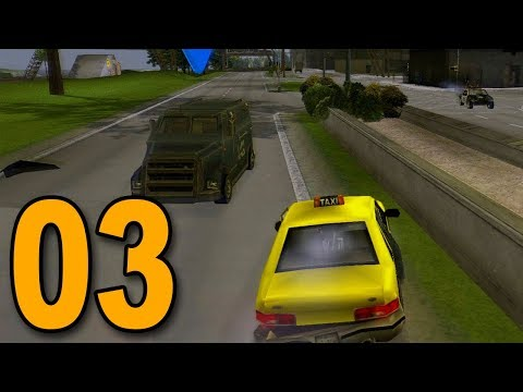 Grand Theft Auto: III - Part 3 - Bank Truck Heist
