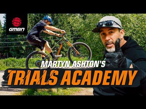 Martyn Ashton's Trials Academy Ep. 3